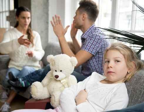 kinésiologie bébé enfant endant difficulté divorce parent