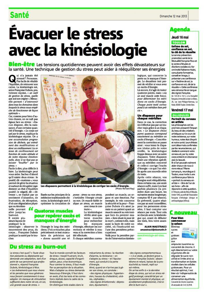 article Nice matin